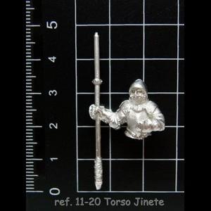 11-20 4-7 Torso Jinete