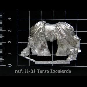 11-31 4-7 Torso Izquierdo