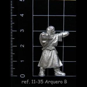 11-35 2-3 Arqueros II - B