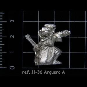11-36 1-3 Arqueros III - A