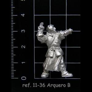 11-36 2-3 Arqueros III - B