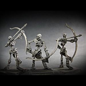 Tumuli Guardian Bowmen