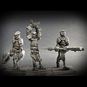 Tumuli Guardian Soldiers