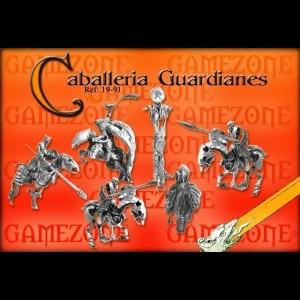Boîte de Cavalerie des Gardiens
