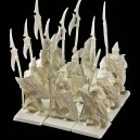 Dark Elf Lancers (female) · PLASTIC RESIN ·