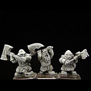 Guerreros Arma a Dos Manos I