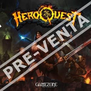 Heroquest 25º Aniversario
