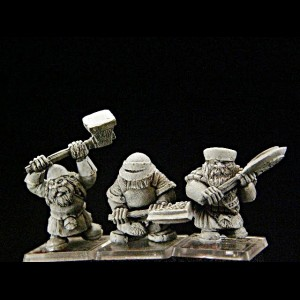 Guerreros Arma a Dos Manos III