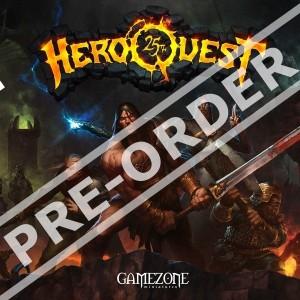 Heroquest 25e Anniversaire