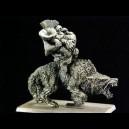 Goblin en Lobo Músico