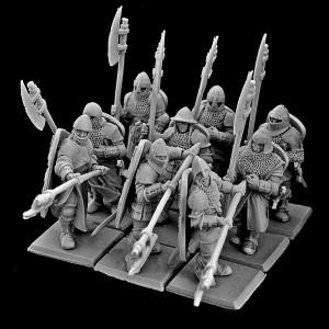 Guerriers Féodaux
