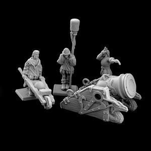 Imperial Mortar