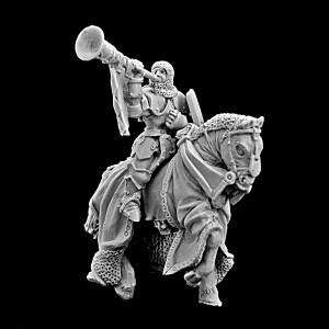 Feudal Knight Musician