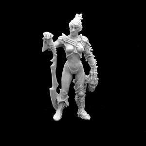 Dark Elf Huntress