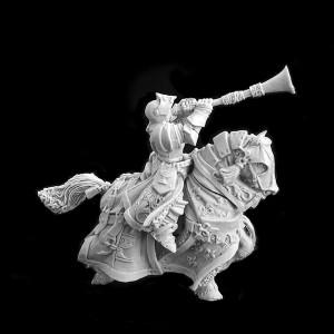 Chevalier du Grail Musicien I