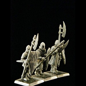 Armed Retinue IV