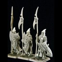Lanceras Elfas Oscuras
