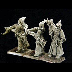 Dark Elves with Crossbow (female)