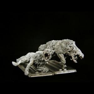 Zombie Wolves I