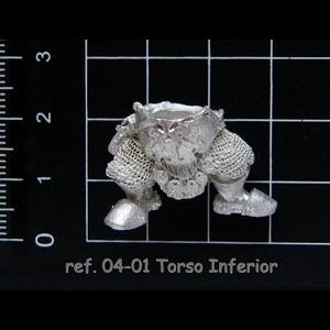 04-01 2-3 Torso Inferior