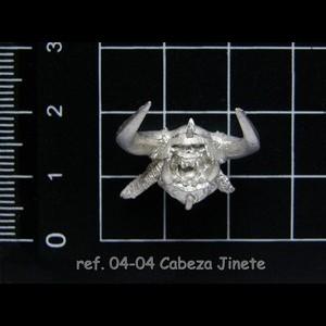 04-04 2-8 Cabeza Jinete