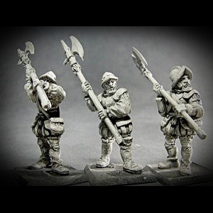 Hallebardiers de l'Empire II