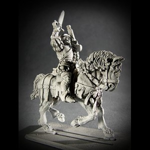 Imperial Light Cavalry with Gun I