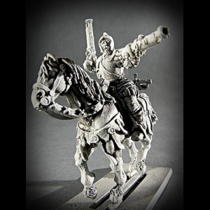 Imperial Light Cavalry with Gun II