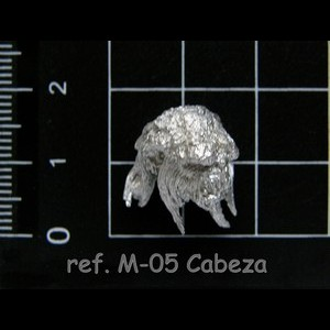 M-05 1-3 Cabeza