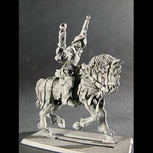 Imperial Light Cavalry with Gun IV