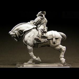 Mounted Arquebusier III