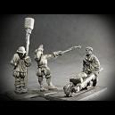 Dotación Artillería