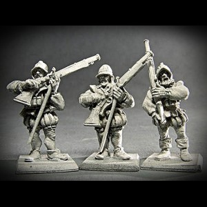 Imperial Musketeers I